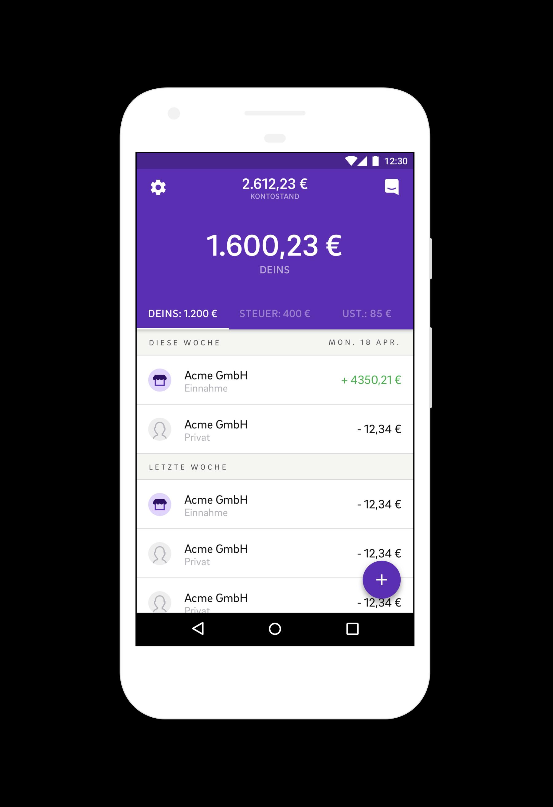 Kontist-App